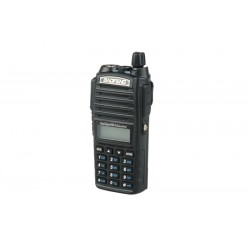 Radio de doble banda manual Baofeng UV-82 - (VHF / UHF)