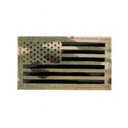 Parche Bandera USA - Multicam