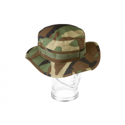 Boonie Hat Woodland - Invader Gear