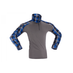Flannel Combat Shirt Blue (Invader Gear)