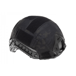 FAST Helmet Cover ATP Black (Invader Gear)