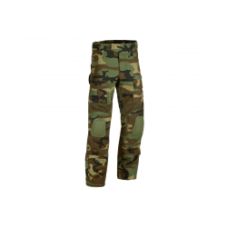 Pantalones Predator Combat Pant Woodland (Invader Gear) L