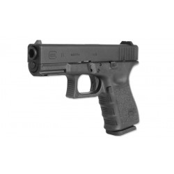 Glock 19 Metal Version GBB Black (UMAREX/VFC)