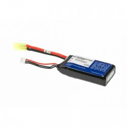 Bateria LiPo 7.4V 1300mAh 25C PEQ Type (Pirate Arms)