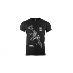 Specna Arms Shirt - Your Way of Airsoft 01 - Black