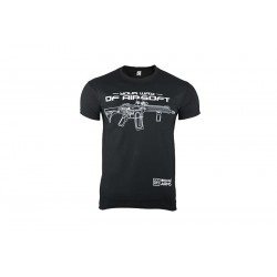 Specna Arms Shirt - Your Way of Airsoft 02 - Black