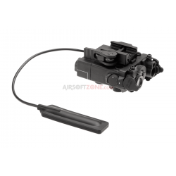 DBAL-A2 Illuminator / Laser Module Red + Green Black (WADSN)