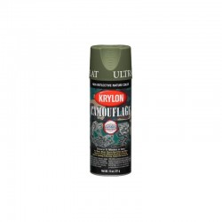 KRYLON Camouflage Paint with Fusion Technology - Woodland...