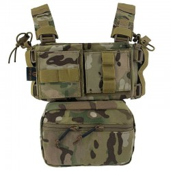 Conquer Mini Chest Rig Estilo MC