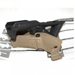 Grip Angular G008-BK