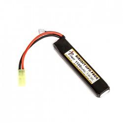 Bateria IPower 7.4V 1100mAh 20C tubo