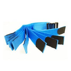 Brazalete identificativo 10pc Azul
