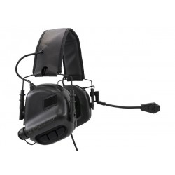 Earmor Tactical Hearing Protection Ear-Muff - M32 Mod3-Negro
