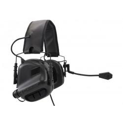 Earmor Tactical Hearing Protection Ear-Muff - M32 Mod3-Negro