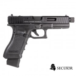 PISTOLA CO2 BLOW BACK GLADIUS MAGNA VI BLACK SECUTOR ARMS