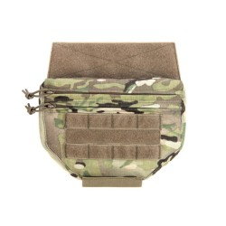 Drop Down Velcro Utility Pouch Multicam (Warrior)