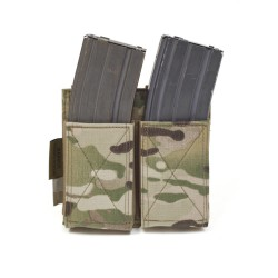 Pouch Doble Portacargador M4 / AK Elastico Warrior Assault