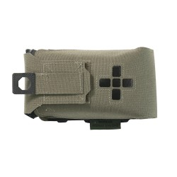 Pouch Medico Horizontal Laser Cut Ranger Green - Warrior Assault