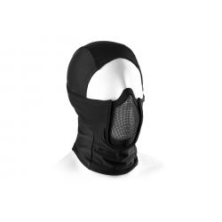 Mk.III Steel Half Face Mask - Negro