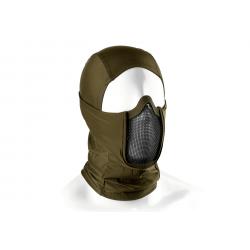 Mk.III Steel Half Face Mask - OD