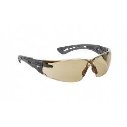 Bollã© Rush + Safety Spectacles Black/Gre