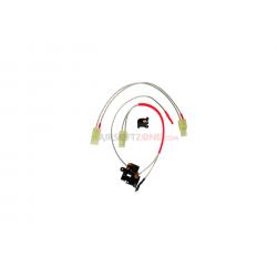 Juego de cables de plata Ver II Cableado trasero (element)