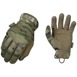 Mechanix Guantes Fast Fit Multicam