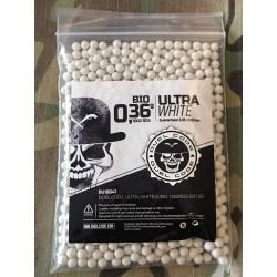 Bbs Duel Code Ultra White 1000 Rds 6Mm - Varios Gramajes