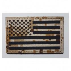 Parche Bandera USA infrarrojo IR AOR1