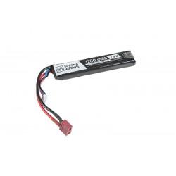 LiPo 7,4V 1200mAh 15/30C Battery - T-Connect (Deans)