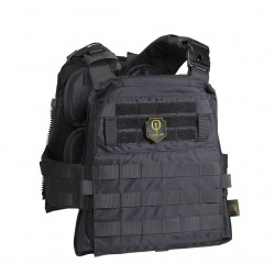 Chaleco Conquer CSV Plate Carrier Negro