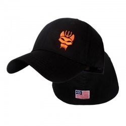 Gorra Seal Team Negra