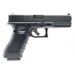 Glock 17 Gen 4 Metal Version GBB Black (Glock)