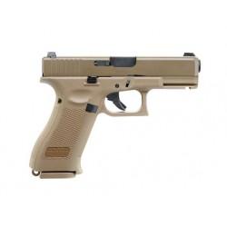 Glock 19X Metal Version GBB Tan (Glock)