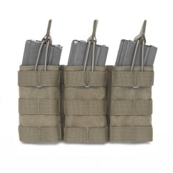 Pouch Portacargador Triple M4 Warrior Assault Open Top Ranger...