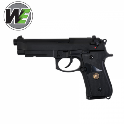 M9 A1 Full Metal GBB Black (WE)