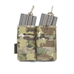 Pouch Portacargador Doble M4 Warrior Assault Open Top Multicam