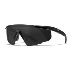 Gafas Saber Advanced Smoke Black (Wiley X)
