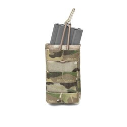 Pouch Portacargador M4 Warrior Assault Open Top Multicam