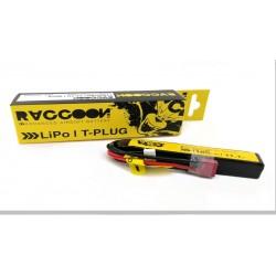 Batería RACCOON PRO 1100mAh 25/50C 11.1V STICK