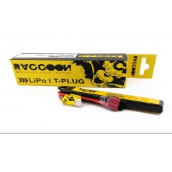 Batería RACCOON PRO 1000mAh 25/50C 7.4V STICK