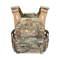 Chaleco Lpc Porta Placas Warrior Assault Low Profile Carrier...