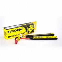 Bateria Raccoon Pro 1250Mah 25/50C 7.4V Nunchuck 2X