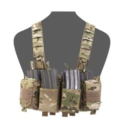 Chaleco Chest Rig Warrior Assault Pathfinder Multicam