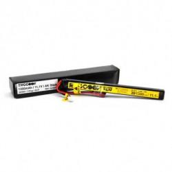 Bateria Raccoon Pro 1350Mah 25/50C 11.1V Stick