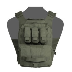 BACK PANEL WARRIOR ASSAULT ASSAULTERS ABP VERDE OD