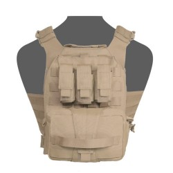 BACK PANEL WARRIOR ASSAULT ASSAULTERS ABP COYOTE TAN