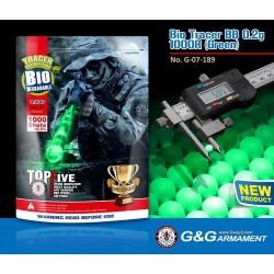 Bbs G&G Tracer Bio BB 0.20g / 1000R (Verde)