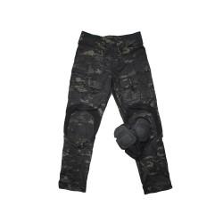 Pantalon combat Multicam Black gen 3 corte original - TMC