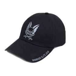 Gorra Beisbol WARRIOR ASSAULT LOGO NEGRA